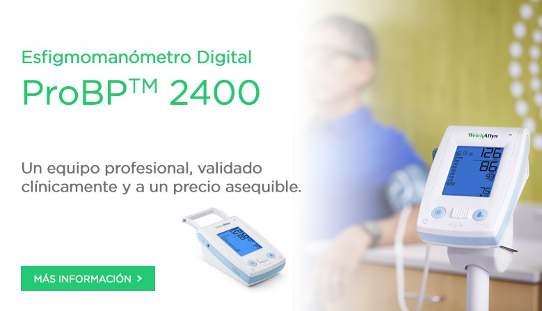 Esfigmomanómetro Digital Welch Allyn ProBP 2400