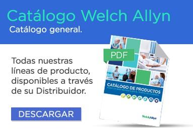 Catálogo Welch Allyn