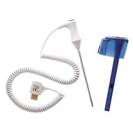Kit de sonda oral/axilar y alojamiento para SureTemp® Plus (1,2m)