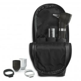 Set de Otocoscopio Pocket Plus LED Ónix  (ref. 22880-BLK)