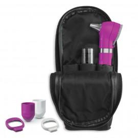 Set de Otocoscopio Pocket Plus LED Ciruela (ref. 22880-PUR)