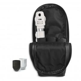 Set Oftalmoscopio Pocket Plus LED Blanco (ref. 12880-WHT)