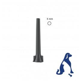 Espéculo de 5.0 mm para otoscopio MacroView™ para veterinaria (ref. 23835)