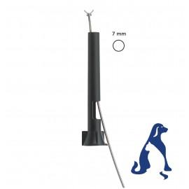 Espéculo de 7.0 mm de instrumentación para otoscopio MacroView™ para veterinaria
