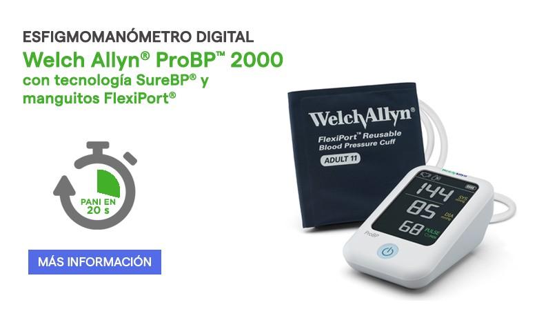 Esfigmomanómetro Welch Allyn ProBP 2000